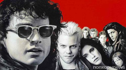 Канал CW заменит «Дневники вампира» сериальным ремейком фильма «Пропащие ребята»