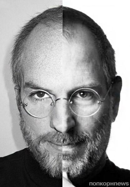 Похож ли Эштон Кутчер на Стива Джобса?