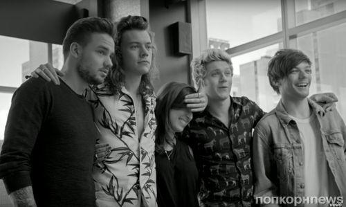 Новый клип One Direction — Perfect