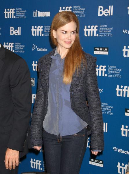 """Николь Кидман на премьере фильма """"Кроличья нора"""" в Торонто"""