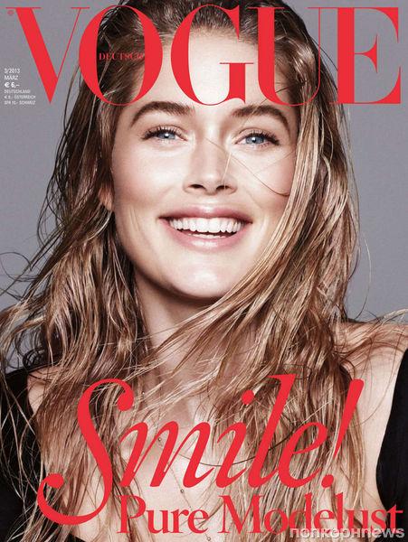 ������� ���� � ������� Vogue ��������. ���� 2013