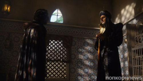 К 6 сезону «Однажды в сказке» присоединились Алладин и Джафар