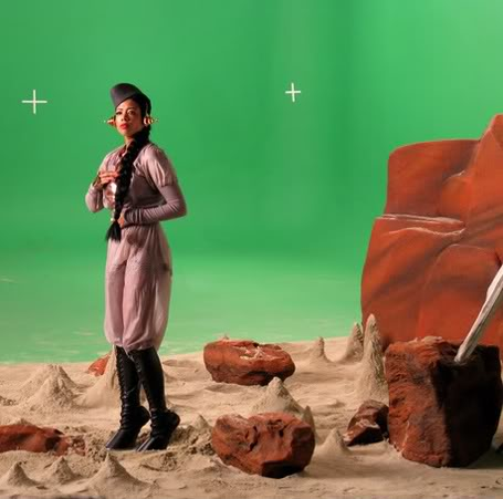 """Премьера клипа Benny Benassi featuring Kelis, apl.de.ap и Jean Baptiste """"Spaceship"""""""