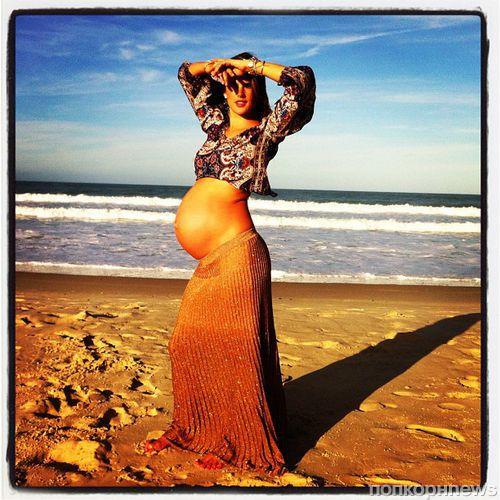 Алессандра Амбросио стала мамой во второй раз