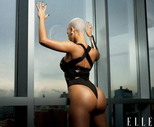 Видео: Эмбер Роуз для Elle