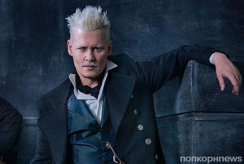 Фанаты «Гарри Поттера» призывают забрать у Джонни Деппа роль Грин-де-Вальда в «Фантастических тварях»