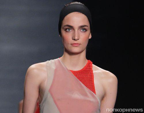 Модный показ новой коллекции Vera Wang. Весна / лето 2014