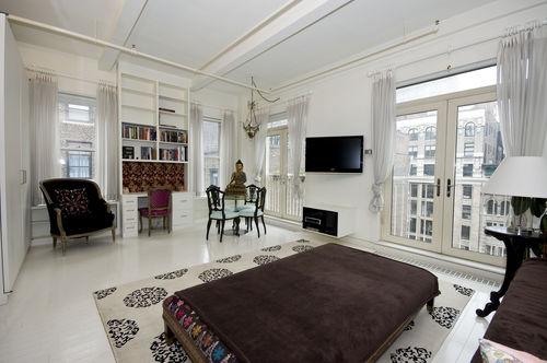 Миранда Керр продает свою холостяцкую квартиру в Нью-Йорке