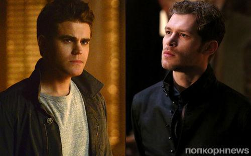 CW покажет кроссовер-серию сериалов «Дневники вампира» и «Древние»