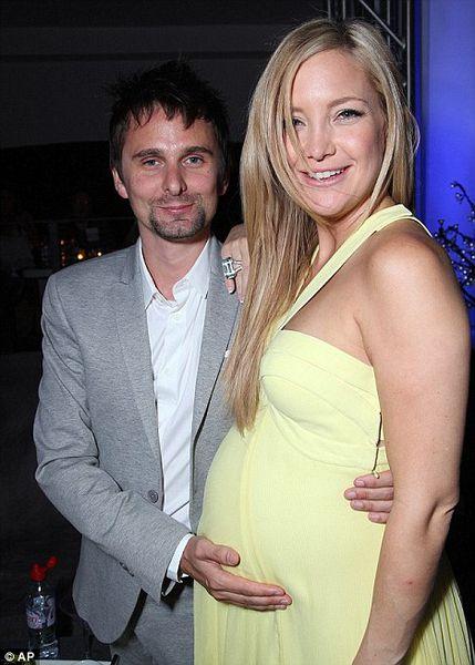Кейт Хадсон родила сына