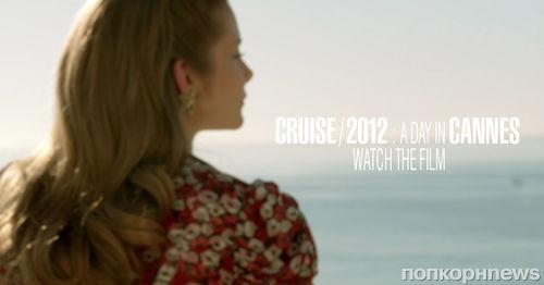 Рекламный фильм в поддержку новой коллекции Yves Saint Laurent Cruise 2012