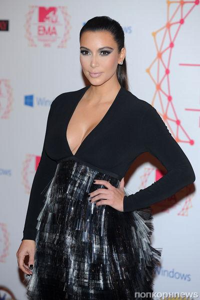 Ким Кардашян - самая популярная знаменитость в поисковиках