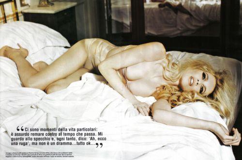 Клаудиа Шиффер: чем старше, тем сексуальней?