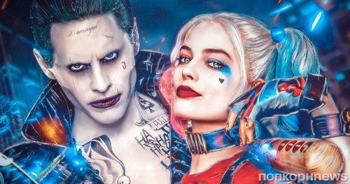 Warner Bros хочет снять спин-офф «Отряда самоубийц» с Харли Квинн против Джокера