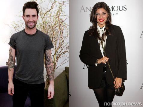 Адам Левин встречается с Амандой Сеттон?