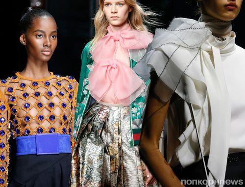 Фото обзор: модная женская одежда лета-2016