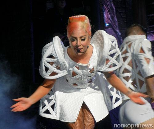 Lady Gaga завидует Адель