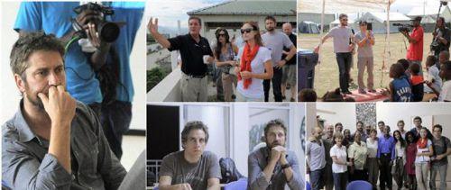 USA Today взяли интервью у Джерарда Батлера о его предстоящей поездке на Гаити