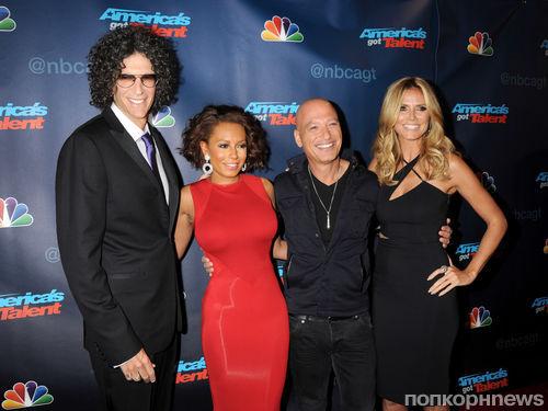 Вечеринка шоу America's Got Talent