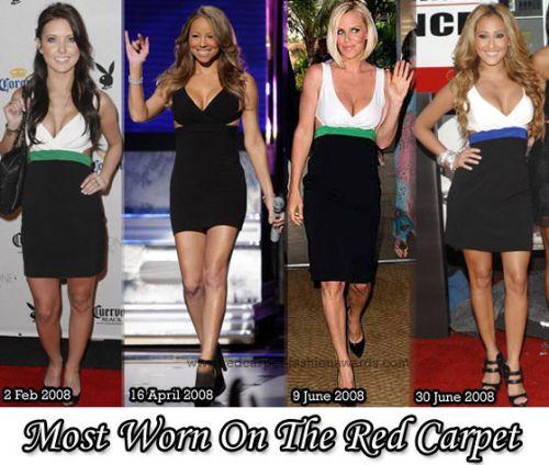 Модные итоги года: самое копируемое платье