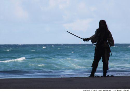 """Съемки """"Пиратов Карибского моря 4"""" на Гавайях"""