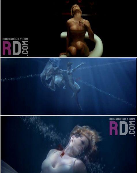 Как проходила съемка для обложки альбома Рианны