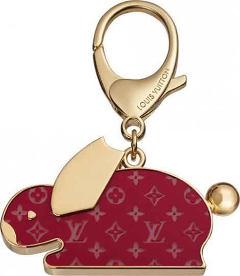 Интересные штучки: новая коллекция Louis Vuitton Animania