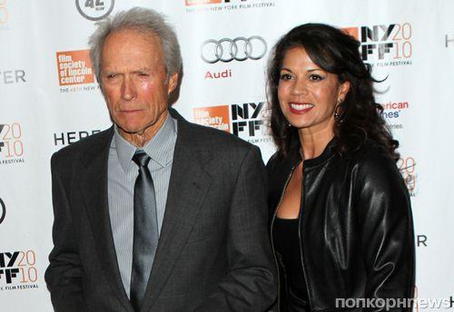 Дина и Клинт Иствуд передумали разводиться