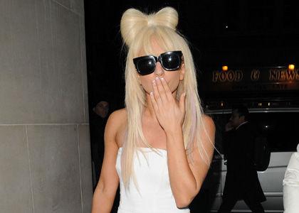 Lady GaGa находит вдохновение с помощью марихуаны