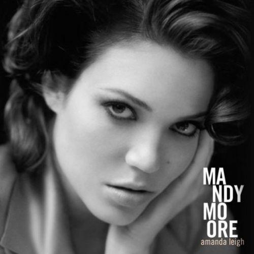 Обложка нового альбома Мэнди Мур