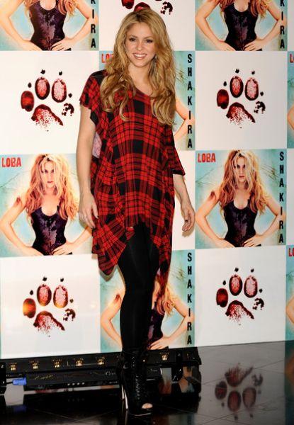 Шакира представила свой новый альбом La Loba