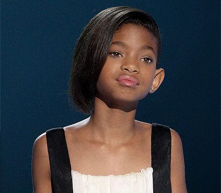 Дочь Уилла Смита подписала договор со звукозаписывающей студией Jay-Z