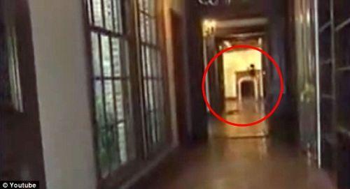 Призрак Майкла Джексона?