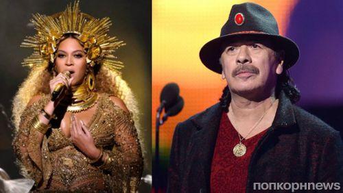 Карлос Сантана заявил, что Бейонсе - «не певица»