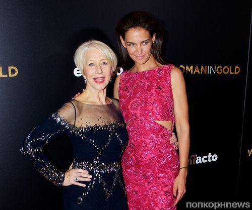Звезды на премьере фильма «Женщина в золотом» в Нью-Йорке