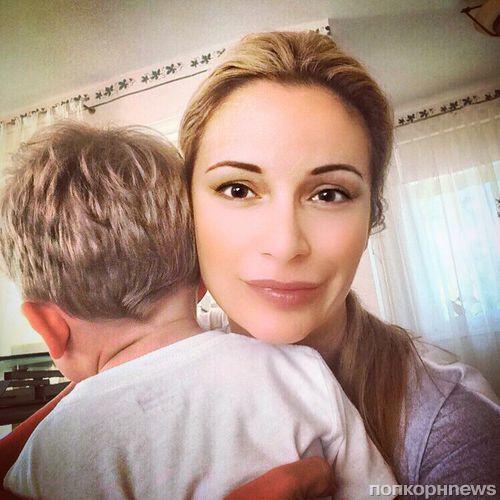 Ольга Орлова показала подросшего сына Жанны Фриске и Дмитрия Шепелева