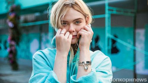 Видео: Эль Фаннинг в рекламе новой коллекции украшений Tiffany