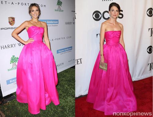 Fashion Battle: Джессика Альба и Саттон Фостер