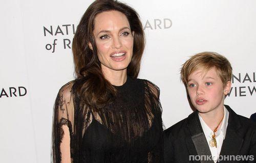 Дочь Анджелины Джоли получила перелом во время семейного отдыха