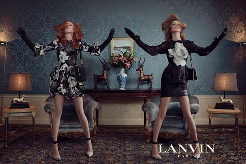 Музыкальный рекламный ролик Lanvin