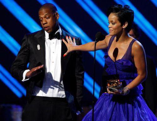 Рианна вернулась к Jay-Z