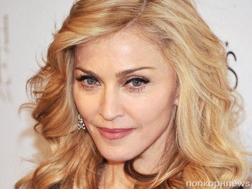 Мадонну обвинили в злоупотреблении Photoshop'ом