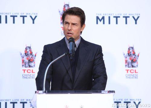 На Тома Круза подали иск на 1 миллиард долларов за сценарий «Миссия невыполнима»