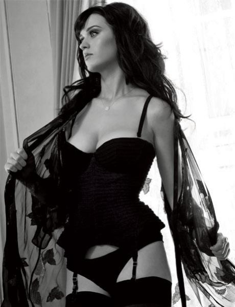 Кэти Перри в журнале Esquire. Апрель 2009