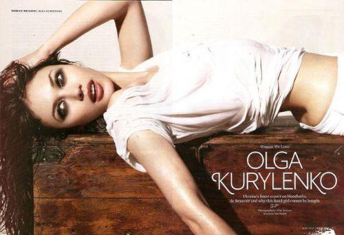 """Ольга Куриленко в интервью майскому Esquire: """"Предпочитаю семье карьеру."""""""
