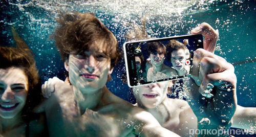 Xperia ZR: новый водонепроницаемый смартфон от Sony