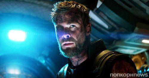 Крис Хемсворт обещает «шокирующих» «Мстителей 4»