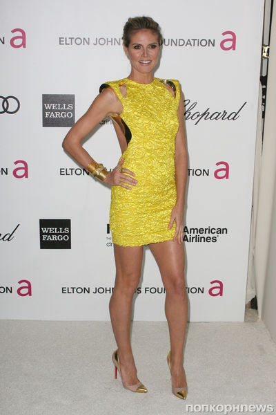 Звезды на вечере Elton John AIDS Foundation. Часть первая