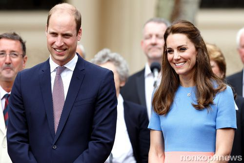 Принц Уильям случайно рассекретил, что у них с Кейт Миддлтон родится сын