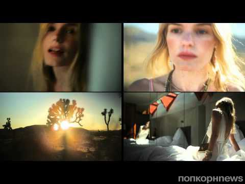 Кейт Босуорт в модном видео Coachella